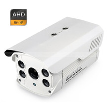 AHD 1.Three MP Chip 960P 6mm Lens Digicam CCTV Out of doors Safety Surveillance