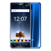 Oukitel K6 4 г Phablet 6.0 дюймов Android 7.1 Octa Core 6 ГБ Оперативная память 64 ГБ Встроенная память 6300 мАч Батарея четырьмя камерами распознавания отпечатков пальцев телефон