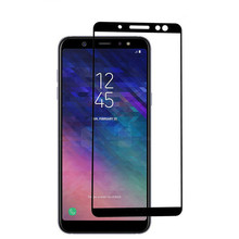 Tempered Glass For Samsung Galaxy A6 2018 A600FN Screen Protector Samsung Galaxy A6 2018 A600 SM-A600F A 6 2018 Glass Full Cover