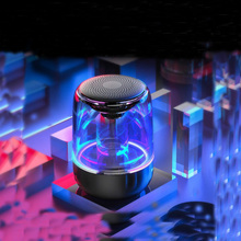 C7 mini Bluetooth/Wireless Speaker with colorful lights outdoor portable speaker/audio support TF, aux цена 2017