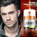 2016 Cuidado de La Cara Dinámico Hombres Crema Hidratante Cara Crema Hidratante Antiarrugas Antienvejecimiento Hidratante Leche Hombres Cuidado de La Piel Producto