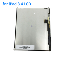 2017 New 1pc For IPad 3 Tablet LCD Display Screen Assembly For IPad 3 4 Replacement