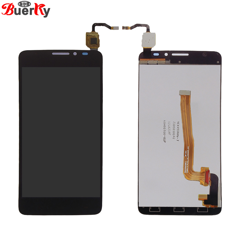BKparts For Alcatel One Touch Idol X+ X Plus OT6043 6043 6043D 6043A LCD Display Touch Screen Glass Digitizer AssemblyBKparts For Alcatel One Touch Idol X+ X Plus OT6043 6043 6043D 6043A LCD Display Touch Screen Glass Digitizer Assembly