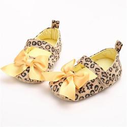 Детские кроватки Ленточки обувь с бантами для малышей Спортивная обувь Повседневное Обувь детские мокасины Bebek ayakkabi l10192