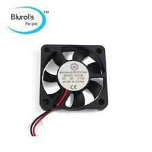 3d printer accessory ultimaker diy print head fan 12VDC 1 2W 0 1A extruder cooling fan