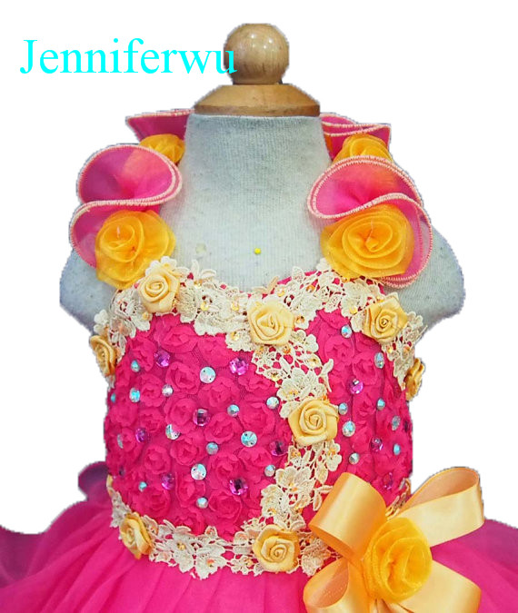 halter strap baby girl  and toddler girl pageant dress 1T-6T G099-1 интеркулер kang wild 1 6t 1 6t 53039700174