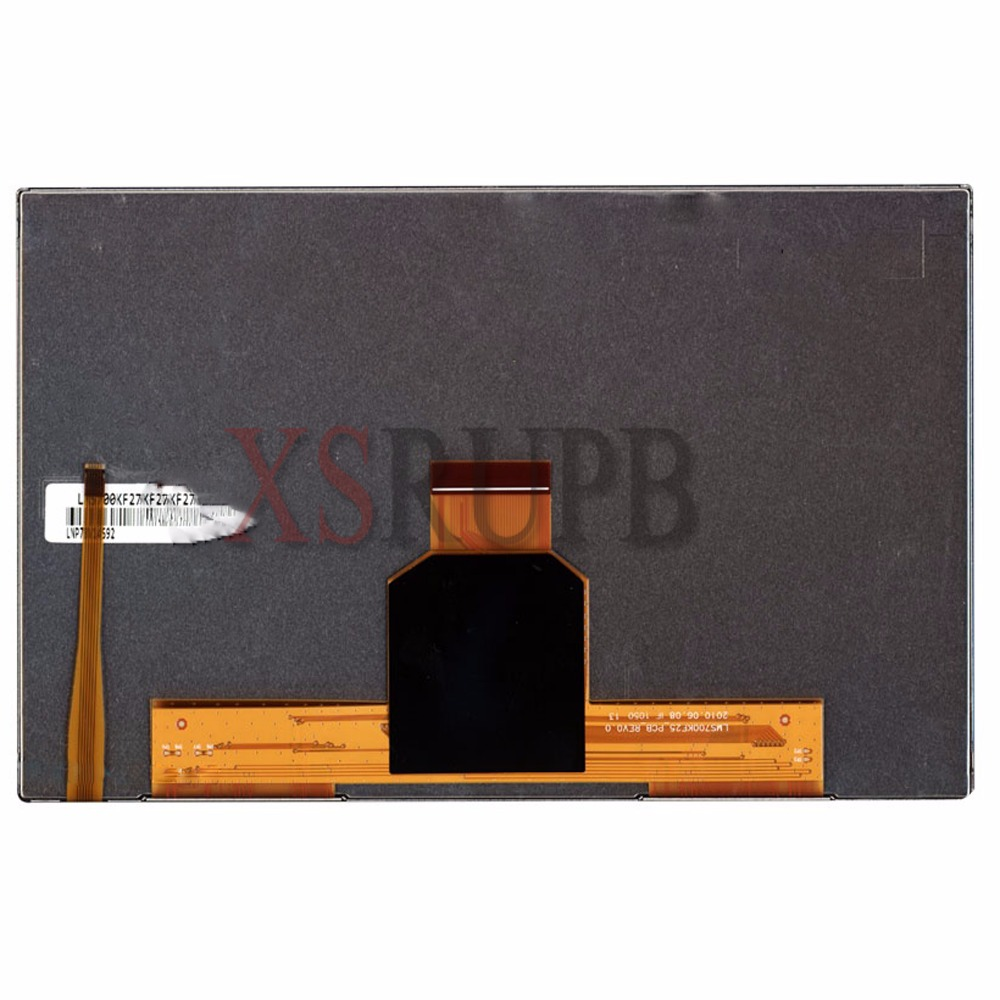 Panneau d'affichage LCD 7 pouces pour GPS LMS700KF23 LMS700KF23-002