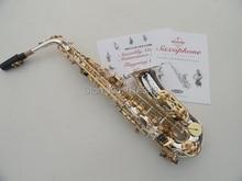 KU-600S Japan Suzuki alto saxophone E-plat silver surface gold key sax eb saxophone