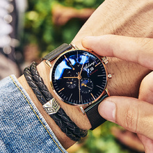 AILANG Top Luxury Fashion Brand Men's Automatic Mechanical Watch