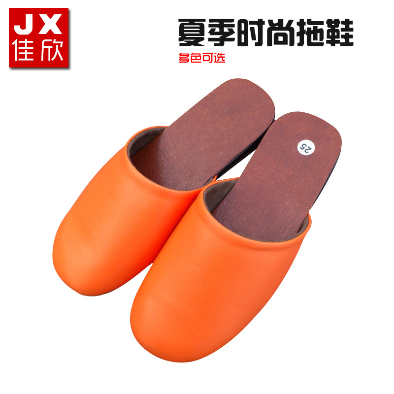 chaussures de sport 3806d 71182 chotomanthes bottom leather slippers antiskid and anti noise ...