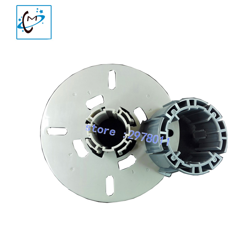1set wholesale Mutoh RJ900C  block paper plate retaining paper plate take up roller for Mutoh 1604 1614 printer  for selling упаковочная бумага shandong linyi wholesale paper 70g