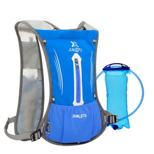 Running trail backpack marathon backpack 2L hydration vest outsourcing sports bag cycling water bag outsourcing