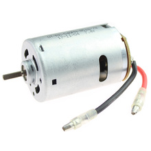 Rc Car Spare Parts 540 Electric Motor 12428-0121 7.4V For Wltoys 12428 12423 Machinery
