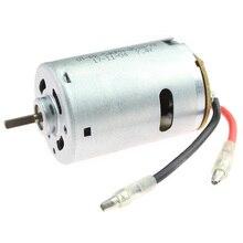 Rc voiture pièces de rechange 540 moteur électrique 12428 0121 7.4V 540 moteur pour Wltoys 12428 12423 machines électriques
