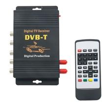 Цифровой ТВ наземный приемник DVB-MPEG4 для Android автомобильный DVD