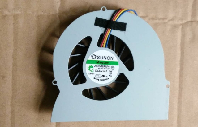 NEW CPU Cooling Fan For HP 8560w 8560P 8460W 8460P laptop P/N MF60150V1-C000-S9A