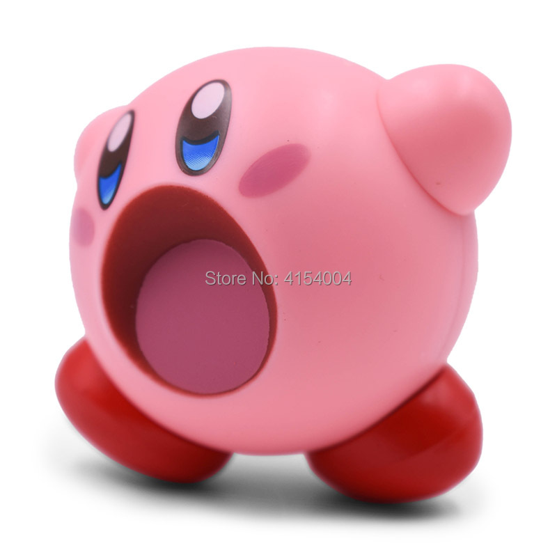Cute Dream Land Kirby Nendoroid 544 PVC Action Figure Collection Model Kids Toy