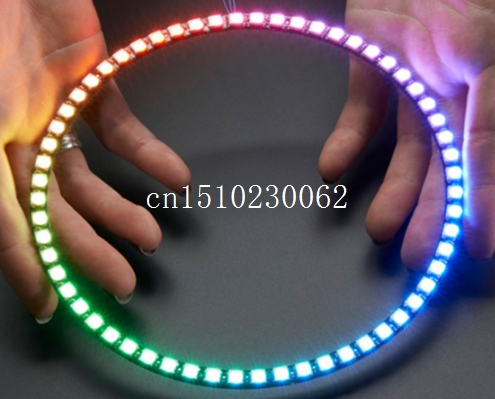 5050 12-bit Rgb Led Ring Ws2812 Round Decoration Bulb Perfect For Arduino Promotion With The Most Up-To-Date Equipment And Techniques Bright Utility Knife