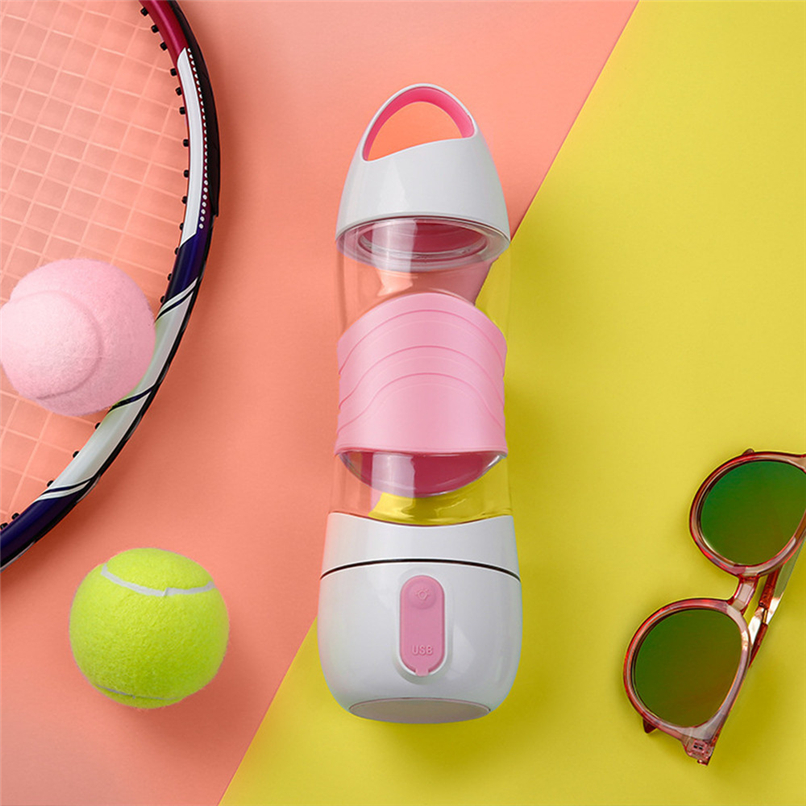 New Multifunction Sports Water Cup Lighting Beauty Spray Outdoor Emergency Lights Wholesale Free Shipping 30RJ18