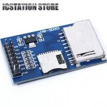 SD Card Module TF Card Module Micro Development Board SPI Interfaces With 3.3V/5V Regulator for Arduino