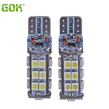 10pcs/lot T10 Strobe flashing 194 W5W 30led 3020 1206smd LED lasting shine+auto strobe flash Two modes of Operation Car bulbs