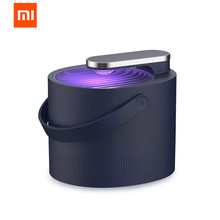 Newest Xiaomi Mijia Mosquito Killer Lamp USB Electric Photocatalyst Mosquito Repellent Insect Killer Lamp Trap UV smart Light