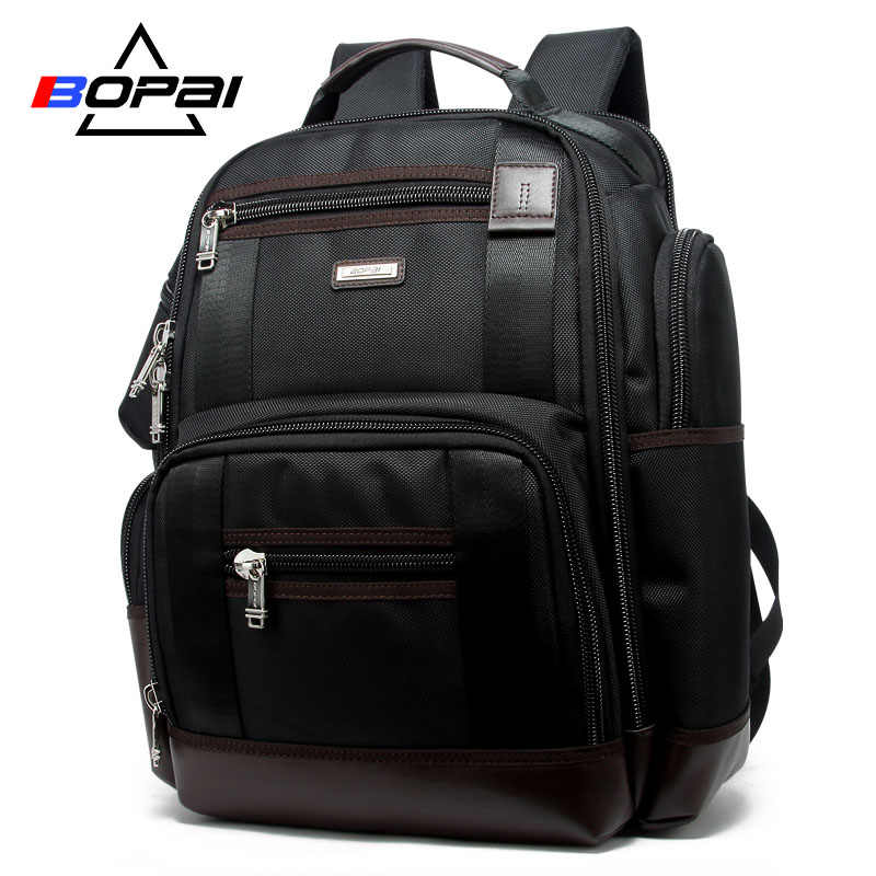 Amerikaanse Beroemde Merk Multi Pockets Mannen Rugzak Grote Capaciteit Weekend Reizen Back Pack Zakenlieden Super Rugzak Mannelijke Tas