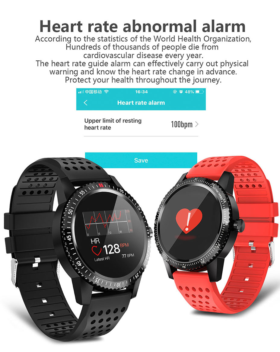 COLMI Smartwatch IP67 Waterproof Wearable Device Heart Rate Monitor Color Display Smart Watch For Android IOS_08
