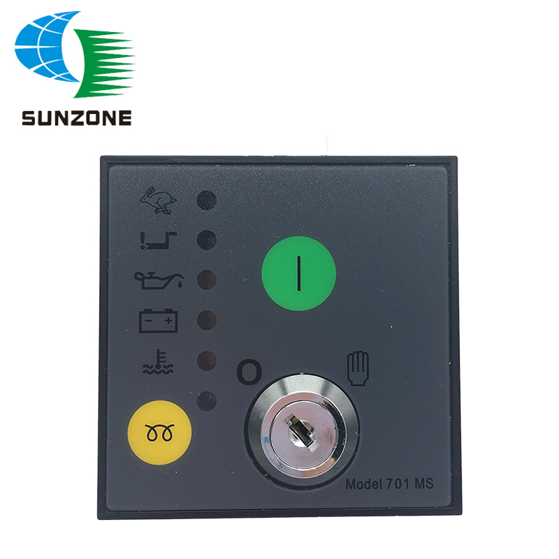 Manual Start Generator Controller 701 MS Key Start Generator Module DSE 701MS DSE701