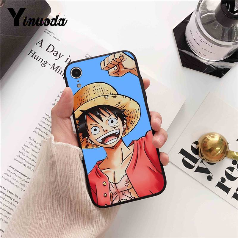 Japanese anime collage one piece luffy