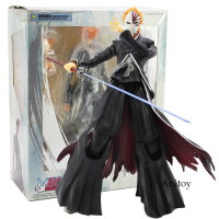 Play Arts Kai BLEACH Kurosaki Ichigo PVC Action Figure Collectible Model Toy 27.5cm