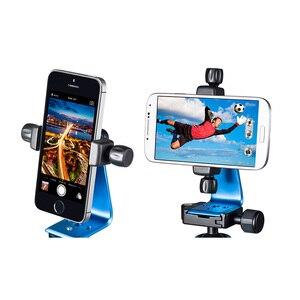 Image 3 - MeFOTO SideKick360 MPH100 Điện Thoại Thông Minh Adapter Di Động Điện Thoại Nhẹ Chân Đế Mini Dẻo Chân Máy Miễn Phí Vận Chuyển