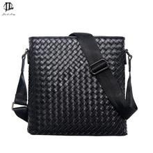 New Men Genuine Leather Briefcase Computer Laptop Bag Brands