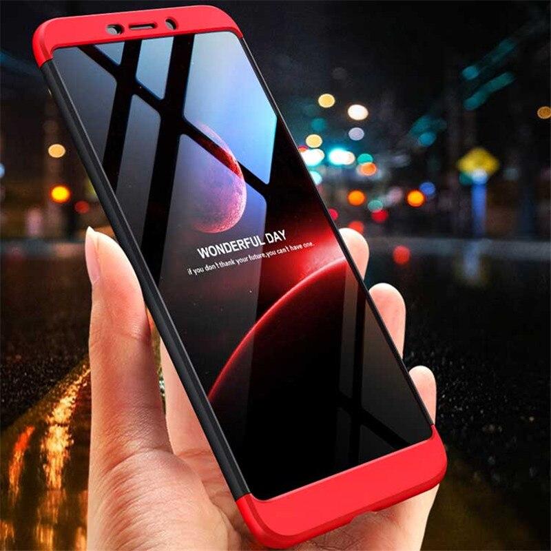For Nokia 6 2018 Case Nokia 6.1 Cases Luxury 360 Full Multicolor 3 in 1 case for Nokia 6 2018 TA-1068 TA-1050 TA-1043 TA-1045