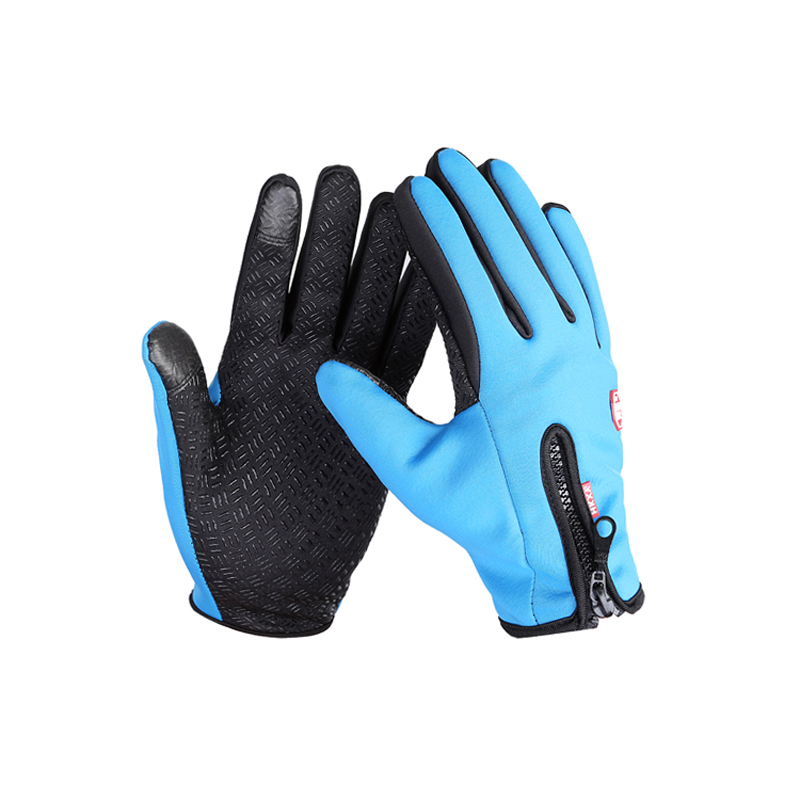 Outdoor Windproof Warm Touch Screen Tip Gloves Hunting Fishing Riding Bike Cycling Climbing Fleece Full Finger Gloves