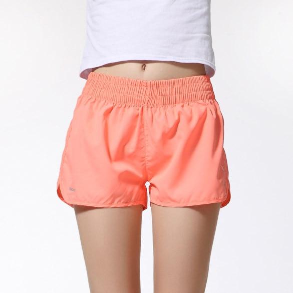 Elastic Waist Soft Cotton Shorts