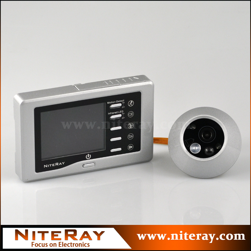 Buy high sensitive digital peephole eye for Door viewer camera
