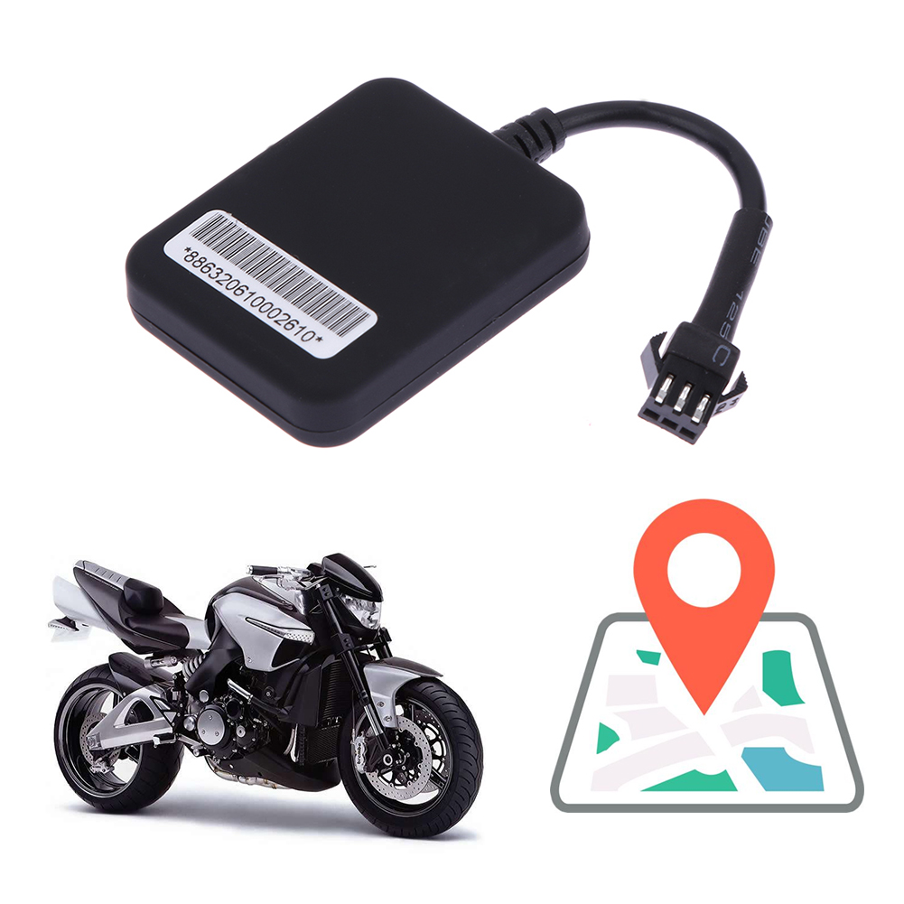 Remote Control GT006 GPS/GSM/GPRS Real Time Tracker Monitor for Vehicle Motorcycle Bike Out Travel essential