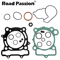 Road Passion Motorcycle Engine Cylinder Cover Gasket Kit For KAWASAKI KX250F KX250 KX 250 F 250F 04 08