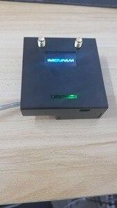 Image 1 - 완성 된 2019 V1.3 MMDVM_HS_Dual_Hat 듀플렉스 핫스팟 + 라즈베리 파이 제로 W + OLED + 안테나 + 16G SD 카드 + 금속 케이스