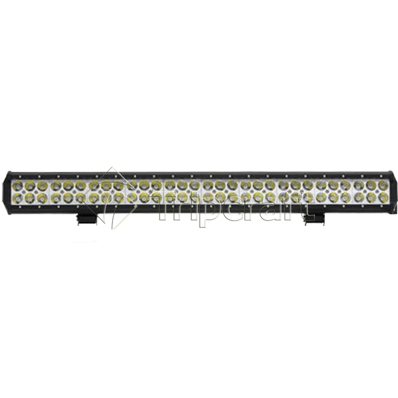 Tripcraft 126W 20inch LED light Bar combo beam offroad IP67 waterproof for 12v 24v Boat Tractor Truck 4x4 SUV ATV factory price tripcraft 12000lm car light 120w led work light bar for tractor boat offroad 4wd 4x4 truck suv atv spot flood combo beam 12v 24v
