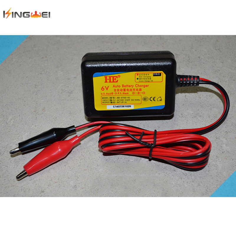 KingWei 2016 New Lead-Acid Battery USPlug Charger 7.2V 1A Electric Bike Battery Charger Free Shipping
