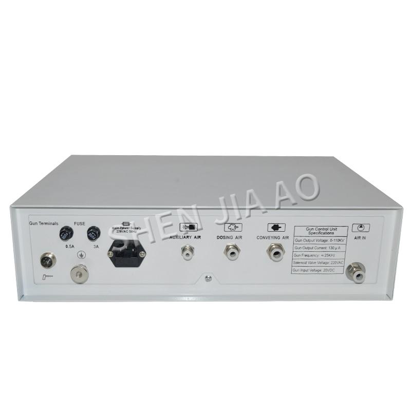 1PC LM-806 intelligens nagynyomású elektrosztatikus permetezőpor / - Elektromos kéziszerszámok - Fénykép 6