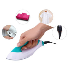Handheld Electric Iron Mini Exquisite Design Household Portable Garment Electric Iron with Special Static Dust-proof Steam Irons