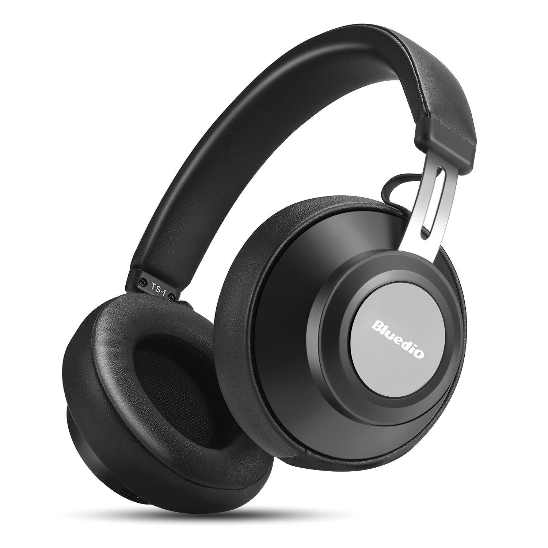 Bluedio Bluetooth Casque Intelligent Soutien Musique Appel Batterie Affichage Bluetooth5.0 Écouteurs livraison directe