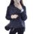 2016 Primavera Das Mulheres De Lã Solta Casuais Malha Camisola Gargantilha de Manga Longa Dot Moda Trecho Espessamento Pulôver Da Menina