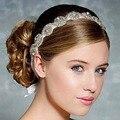 Girls Princess Rhinestone Headbands Hot Sale Beautiful Crystal Lady Hair Accessories Wedding Jewelry Headwear Ribbon 1pc HB423