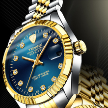 Automatic Mechanical Watches Men Mechanical Self Wind Stainl