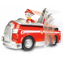 Puppy Patrol Dog Paw Marshall Car toys Patrulla Canina Action Figures dog Toy Kids Children Toys Gifts