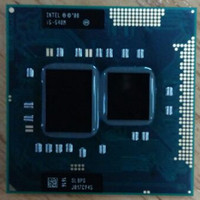 Original intel CPU i5-540M cpu del ordenador portátil 3 M Caché 2.53 GHz procesador a 3.066 GHz i5 540 M PGA988 Compatible HM55 HM57 QM57
